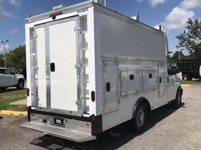 2019 Express 3500 4x2,  Rockport Service Utility Van #CN99069 - photo 1
