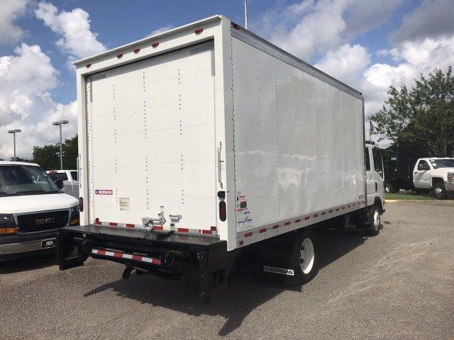 2019 LCF 4500 Crew Cab 4x2,  Morgan Dry Freight #CN99070 - photo 1