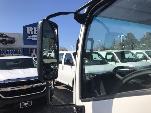 2019 LCF 4500 Crew Cab 4x2, Johnie Gregory Truck Bodies, Inc. Johnie Gregory Truck Bodies Default Contractor Body #CN99072 - photo 18