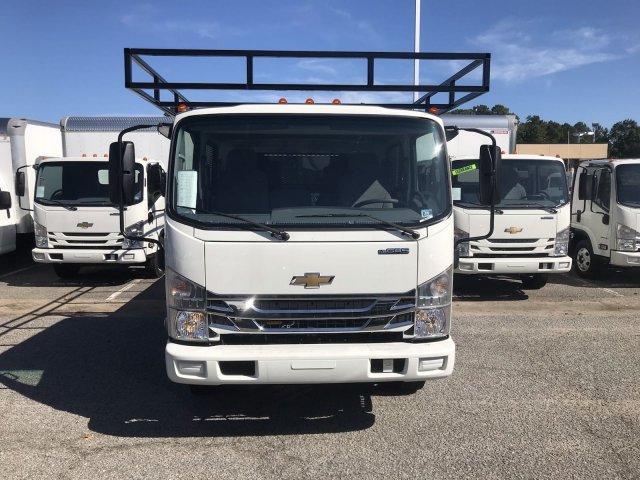 2019 LCF 4500 Crew Cab 4x2, Johnie Gregory Truck Bodies, Inc. Johnie Gregory Truck Bodies Default Contractor Body #CN99072 - photo 3