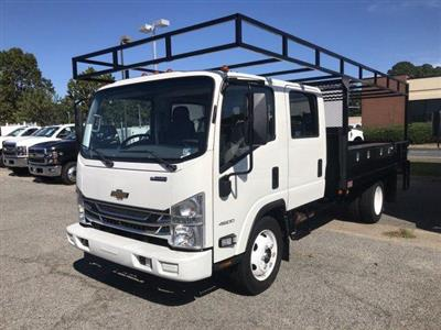 2019 LCF 4500 Crew Cab 4x2, Johnie Gregory Truck Bodies, Inc. Johnie Gregory Truck Bodies Default Contractor Body #CN99072 - photo 4