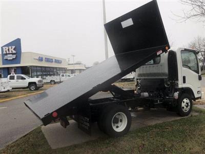 2019 LCF 3500 Regular Cab 4x2, Quality Truck Bodies & Repair Platform Body #CN99146 - photo 6