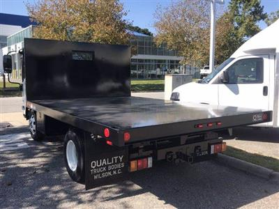 2019 LCF 3500 Regular Cab 4x2, Quality Truck Bodies & Repair Platform Body #CN99146 - photo 7