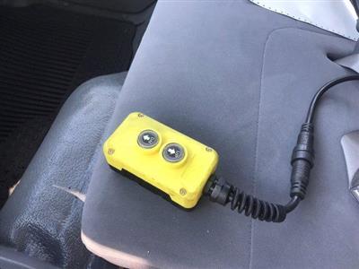 2019 LCF 3500 Regular Cab 4x2, Quality Truck Bodies & Repair Platform Body #CN99146 - photo 28