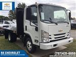 2019 LCF 3500 Regular Cab 4x2,  Quality Truck Bodies & Repair Platform Body #CN99146 - photo 1