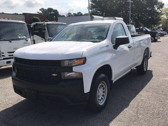 2019 Silverado 1500 Regular Cab 4x2,  Pickup #CN99303 - photo 4