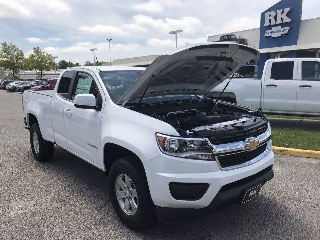 2019 Colorado Extended Cab 4x2,  Pickup #CN99546 - photo 36