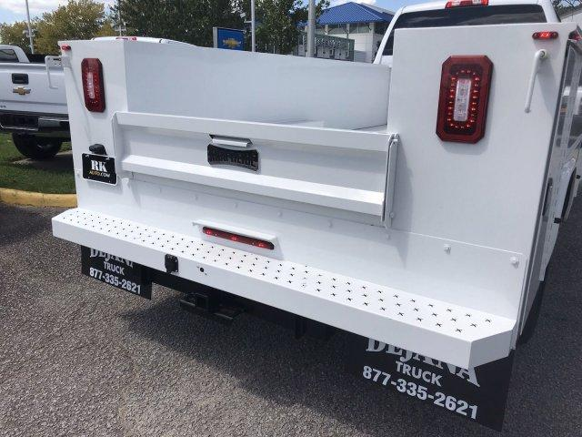 2019 Silverado Medium Duty Regular Cab DRW 4x4,  Knapheide Standard Service Body #CN99555 - photo 17