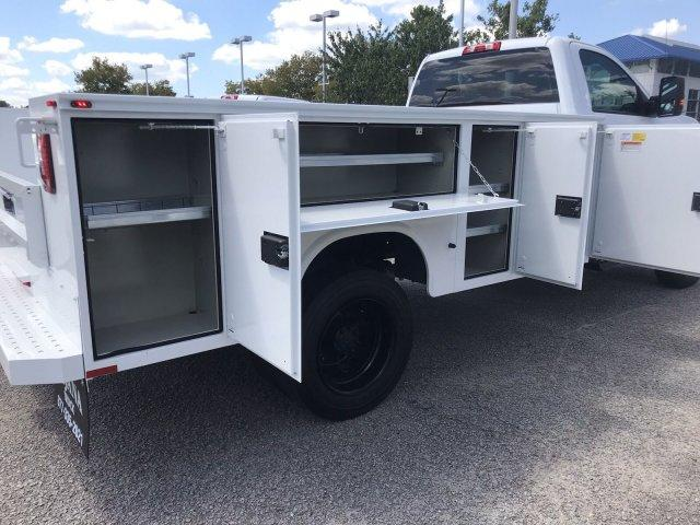 2019 Silverado Medium Duty Regular Cab DRW 4x4,  Knapheide Standard Service Body #CN99555 - photo 20
