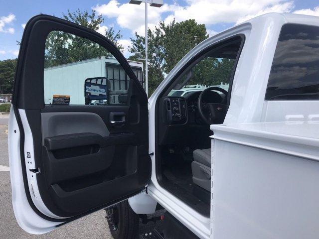 2019 Silverado Medium Duty Regular Cab DRW 4x4,  Knapheide Standard Service Body #CN99555 - photo 21