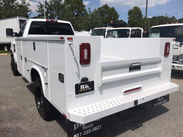 2019 Silverado Medium Duty Regular Cab DRW 4x4,  Knapheide Standard Service Body #CN99555 - photo 6