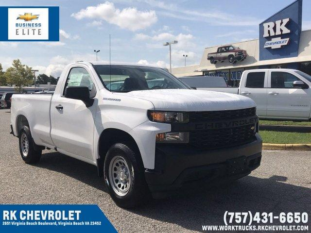 2019 Silverado 1500 Regular Cab 4x2,  Pickup #CN99560 - photo 1