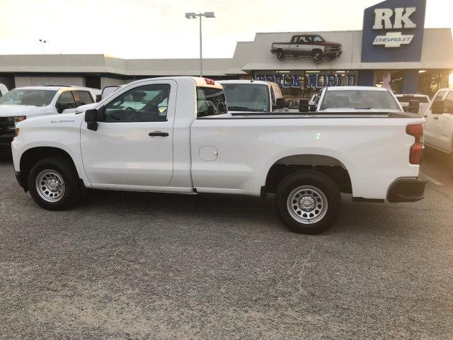 2019 Silverado 1500 Regular Cab 4x2,  Pickup #CN99561 - photo 5