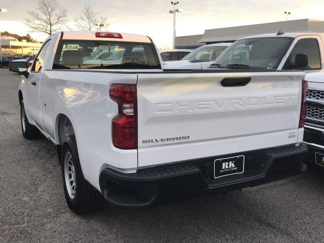 2019 Silverado 1500 Regular Cab 4x2,  Pickup #CN99561 - photo 6