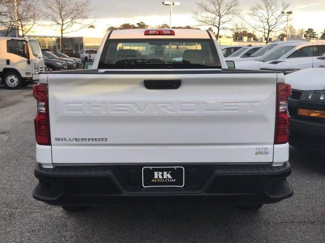 2019 Silverado 1500 Regular Cab 4x2,  Pickup #CN99561 - photo 7
