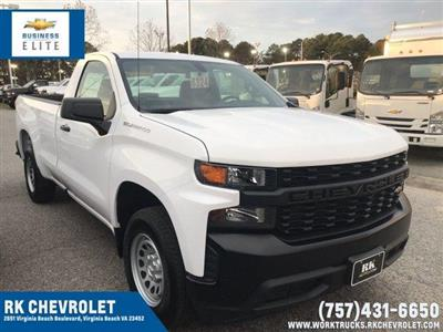 2019 Silverado 1500 Regular Cab 4x2,  Pickup #CN99561 - photo 1