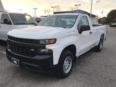 2019 Silverado 1500 Regular Cab 4x2,  Pickup #CN99561 - photo 4