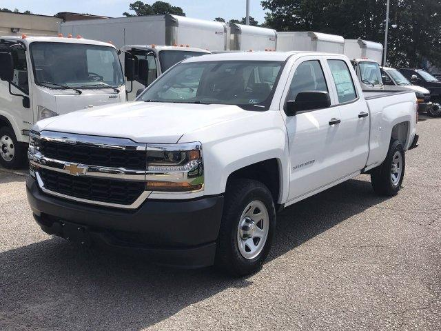 2019 Silverado 1500 Double Cab 4x2,  Pickup #CN99621 - photo 4