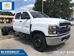 2019 Silverado Medium Duty Crew Cab DRW 4x2,  Cab Chassis #CN99670 - photo 1