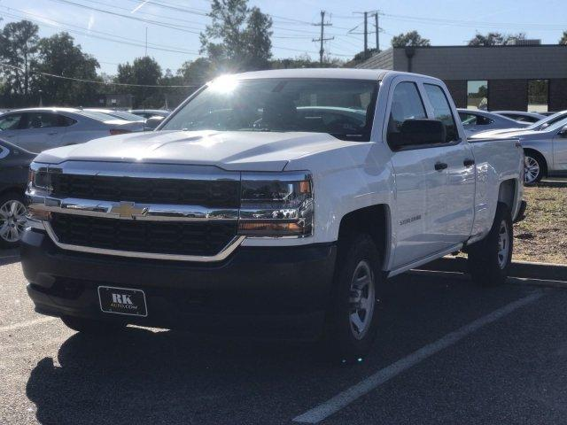 2019 Silverado 1500 Double Cab 4x4, Pickup #CN99709 - photo 44