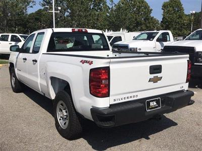 2019 Silverado 1500 Double Cab 4x4, Pickup #CN99709 - photo 6