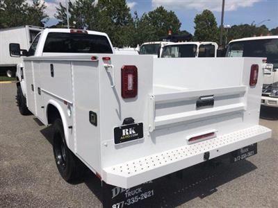 2019 Silverado Medium Duty Regular Cab DRW 4x4,  Knapheide Standard Service Body #CN99743 - photo 6