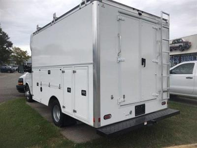 2019 Express 3500 4x2,  Supreme Spartan Service Utility Van #CN99799 - photo 2