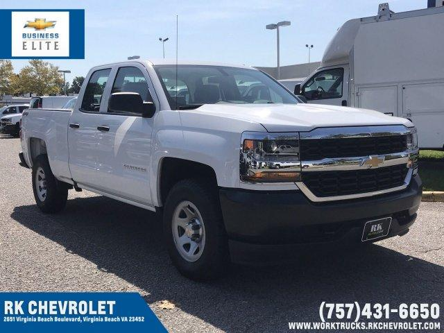 2019 Silverado 1500 Double Cab 4x4, Pickup #CN99889 - photo 1