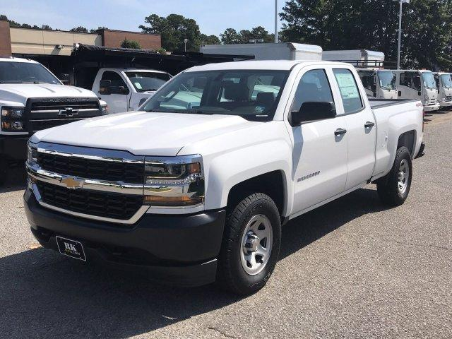 2019 Silverado 1500 Double Cab 4x4, Pickup #CN99889 - photo 4
