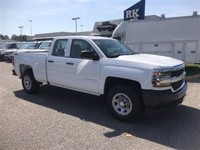 2019 Silverado 1500 Double Cab 4x4, Pickup #CN99889 - photo 8