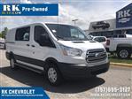 2018 Transit 250 Low Roof 4x2,  Empty Cargo Van #CU15488P - photo 1