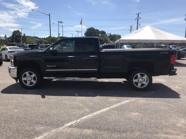 2015 Silverado 2500 Double Cab 4x4,  Pickup #CU15595P - photo 5