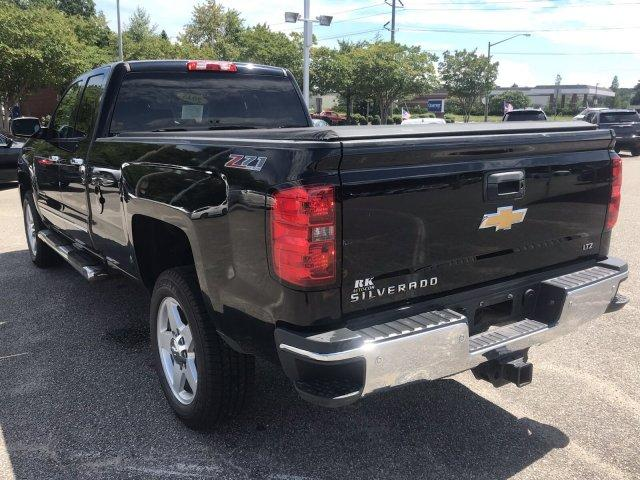 2015 Silverado 2500 Double Cab 4x4,  Pickup #CU15595P - photo 6