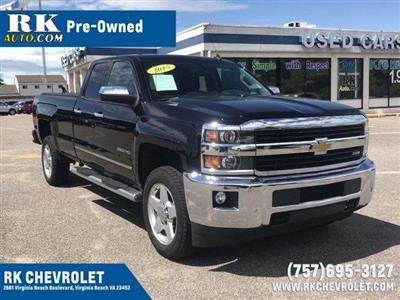 2015 Silverado 2500 Double Cab 4x4,  Pickup #CU15595P - photo 1