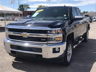 2015 Silverado 2500 Double Cab 4x4,  Pickup #CU15595P - photo 4