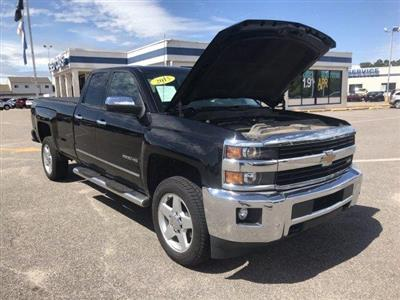 2015 Silverado 2500 Double Cab 4x4,  Pickup #CU15595P - photo 43