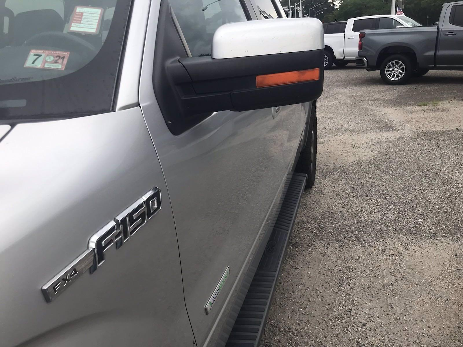 2014 Ford F-150 SuperCrew Cab 4x4, Pickup #CU16614P - photo 13