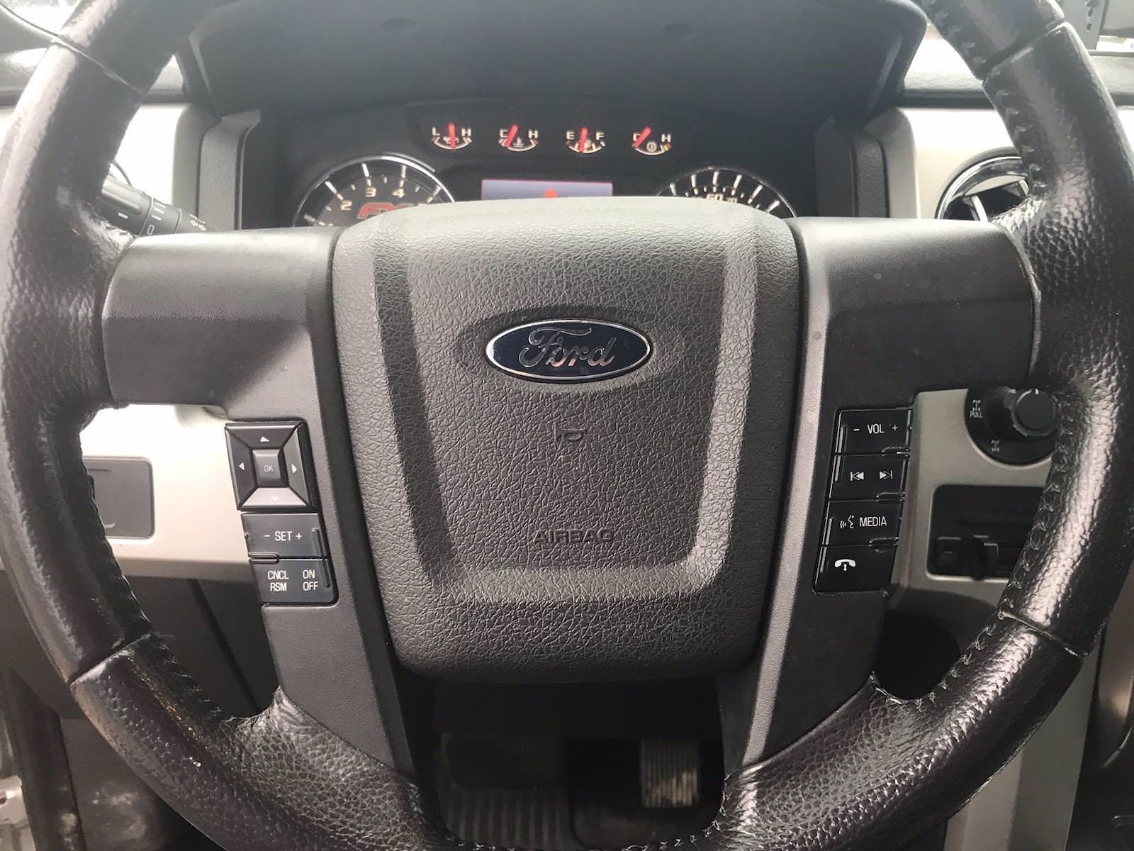 2014 Ford F-150 SuperCrew Cab 4x4, Pickup #CU16614P - photo 21