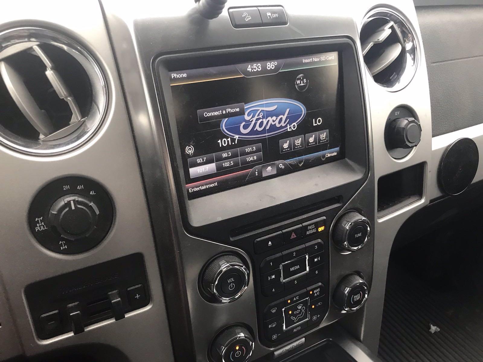 2014 Ford F-150 SuperCrew Cab 4x4, Pickup #CU16614P - photo 25