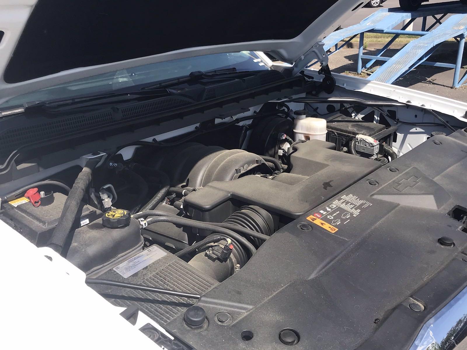 2019 Chevrolet Silverado 1500 Double Cab 4x4, Pickup #F216964A - photo 40