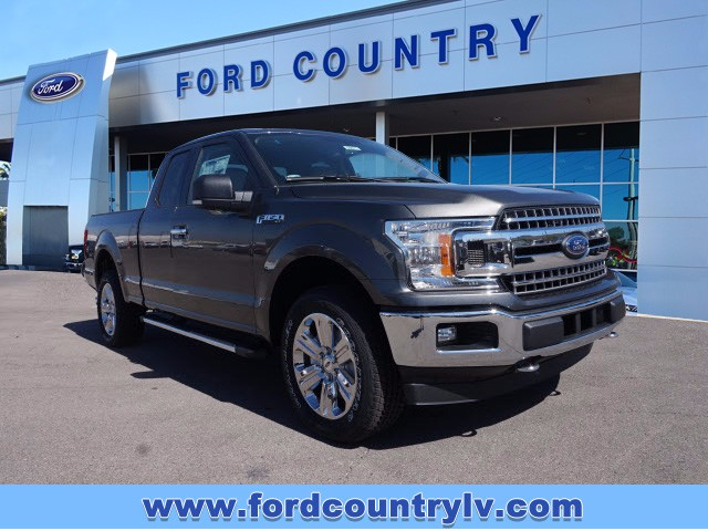 2018 F-150 Super Cab 4x4,  Pickup #58671 - photo 1