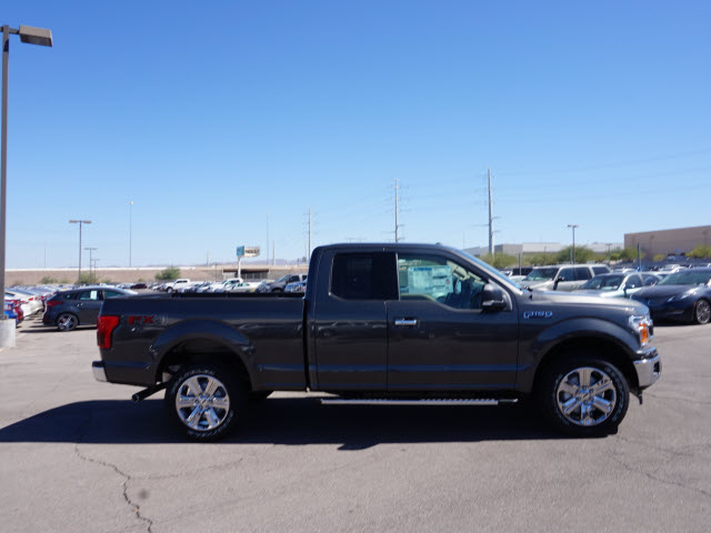 2018 F-150 Super Cab 4x4,  Pickup #58671 - photo 2