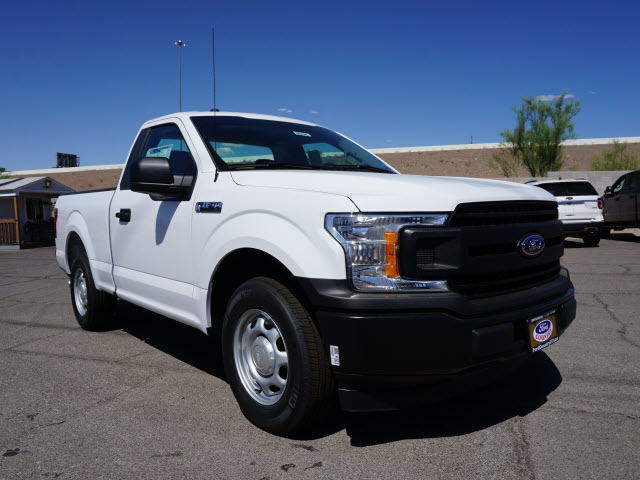 2018 F-150 Regular Cab 4x2,  Pickup #60741 - photo 2