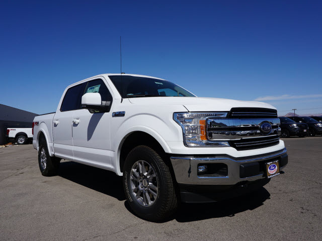 2018 F-150 SuperCrew Cab 4x4,  Pickup #61560 - photo 2