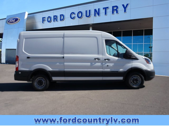 2018 Transit 150 Med Roof 4x2,  Empty Cargo Van #61657 - photo 3