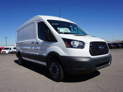 2018 Transit 150 Med Roof 4x2,  Empty Cargo Van #61657 - photo 1