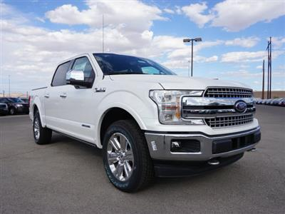 2018 F-150 SuperCrew Cab 4x4,  Pickup #61713 - photo 2