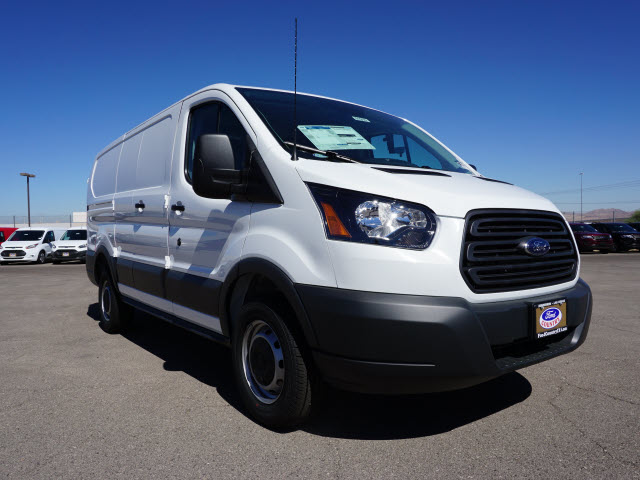 2018 Transit 250 Low Roof 4x2,  Empty Cargo Van #61910 - photo 1