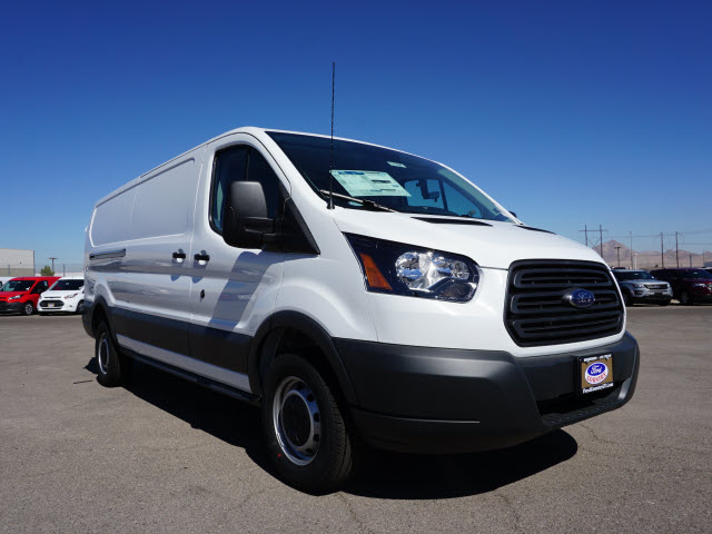 2018 Transit 250 Low Roof 4x2,  Empty Cargo Van #61926 - photo 1