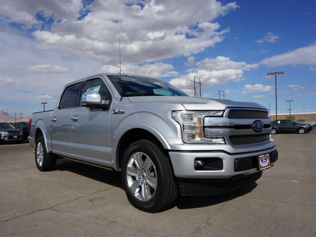 2018 F-150 SuperCrew Cab 4x2,  Pickup #62128 - photo 2